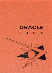 1959 Edition, Sierra High School - Oracle Yearbook (Whittier, CA)