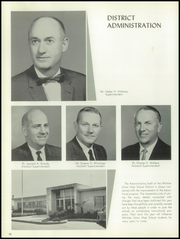 Page 14, 1960 Edition, Sierra High School - Oracle Yearbook (Whittier, CA) online yearbook collection