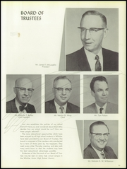 Page 15, 1960 Edition, Sierra High School - Oracle Yearbook (Whittier, CA) online yearbook collection