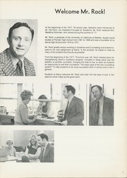 Page 11, 1978 Edition, Sierra High School - Oracle Yearbook (Whittier, CA) online yearbook collection
