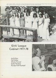 Page 138, 1978 Edition, Sierra High School - Oracle Yearbook (Whittier, CA) online yearbook collection
