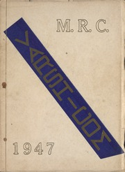 Mount Royal College - Varshicom Yearbook (Calgary, Alberta Canada) online yearbook collection, 1947 Edition, Page 1
