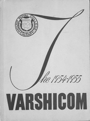 Mount Royal College - Varshicom Yearbook (Calgary, Alberta Canada) online yearbook collection, 1955 Edition, Page 1