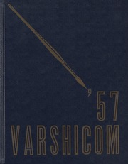 Mount Royal College - Varshicom Yearbook (Calgary, Alberta Canada) online yearbook collection, 1957 Edition, Page 1