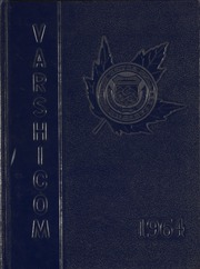 Mount Royal College - Varshicom Yearbook (Calgary, Alberta Canada) online yearbook collection, 1964 Edition, Page 1