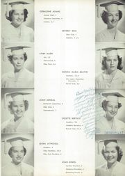 Page 15, 1950 Edition, St Marys Academy - Illuminatio Yearbook (Inglewood, CA) online yearbook collection