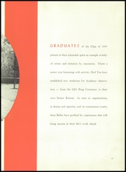 Page 15, 1955 Edition, St Marys Academy - Illuminatio Yearbook (Inglewood, CA) online yearbook collection