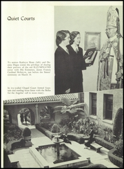 Page 9, 1955 Edition, St Marys Academy - Illuminatio Yearbook (Inglewood, CA) online yearbook collection