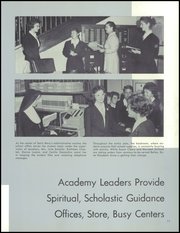 Page 15, 1960 Edition, St Marys Academy - Illuminatio Yearbook (Inglewood, CA) online yearbook collection