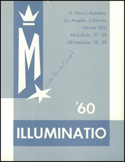 Page 5, 1960 Edition, St Marys Academy - Illuminatio Yearbook (Inglewood, CA) online yearbook collection