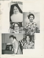 Page 15, 1975 Edition, St Marys Academy - Illuminatio Yearbook (Inglewood, CA) online yearbook collection