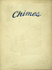 1947 Edition, Cathedral High School - Chimes Yearbook (Los Angeles, CA)