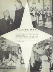 Page 10, 1956 Edition, Cathedral High School - Chimes Yearbook (Los Angeles, CA) online yearbook collection