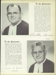 Page 13, 1956 Edition, Cathedral High School - Chimes Yearbook (Los Angeles, CA) online yearbook collection