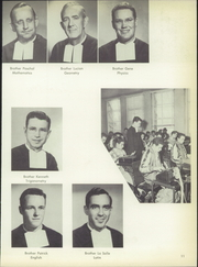 Page 15, 1956 Edition, Cathedral High School - Chimes Yearbook (Los Angeles, CA) online yearbook collection
