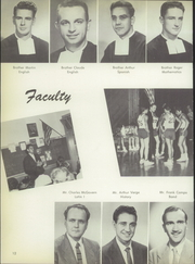 Page 16, 1956 Edition, Cathedral High School - Chimes Yearbook (Los Angeles, CA) online yearbook collection