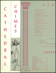 Page 6, 1960 Edition, Cathedral High School - Chimes Yearbook (Los Angeles, CA) online yearbook collection