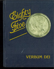 1985 Edition, Verbum Dei High School - Verbum Dei Yearbook (Los Angeles, CA)