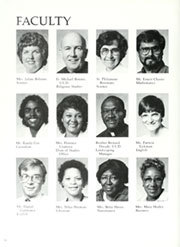 Page 16, 1985 Edition, Verbum Dei High School - Verbum Dei Yearbook (Los Angeles, CA) online yearbook collection