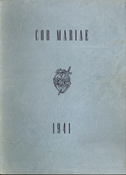 1941 Edition, Immaculate Heart of Mary High School - Cor Mariae Yearbook (Los Angeles, CA)