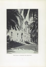 Page 13, 1941 Edition, Immaculate Heart of Mary High School - Cor Mariae Yearbook (Los Angeles, CA) online yearbook collection