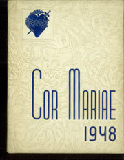 Page 1, 1948 Edition, Immaculate Heart of Mary High School - Cor Mariae Yearbook (Los Angeles, CA) online yearbook collection