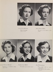 Page 15, 1953 Edition, Immaculate Heart of Mary High School - Cor Mariae Yearbook (Los Angeles, CA) online yearbook collection