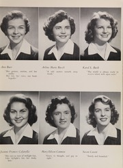 Page 17, 1953 Edition, Immaculate Heart of Mary High School - Cor Mariae Yearbook (Los Angeles, CA) online yearbook collection