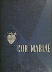 1955 Edition, Immaculate Heart of Mary High School - Cor Mariae Yearbook (Los Angeles, CA)