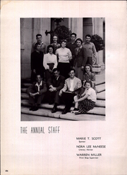 Page 10, 1940 Edition, Alexander Hamilton High School - Castilians Yearbook (Los Angeles, CA) online yearbook collection