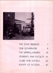 Page 9, 1940 Edition, Alexander Hamilton High School - Castilians Yearbook (Los Angeles, CA) online yearbook collection