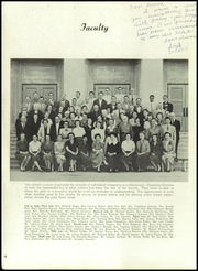 Page 10, 1957 Edition, Alexander Hamilton High School - Castilians Yearbook (Los Angeles, CA) online yearbook collection