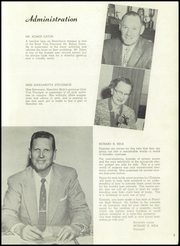 Page 9, 1957 Edition, Alexander Hamilton High School - Castilians Yearbook (Los Angeles, CA) online yearbook collection
