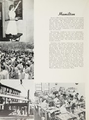 Page 12, 1958 Edition, Alexander Hamilton High School - Castilians Yearbook (Los Angeles, CA) online yearbook collection