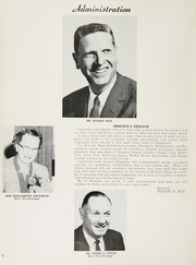 Page 8, 1958 Edition, Alexander Hamilton High School - Castilians Yearbook (Los Angeles, CA) online yearbook collection