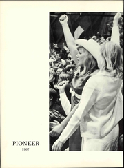 Page 8, 1967 Edition, Western High School - Pioneer Yearbook (Anaheim, CA) online yearbook collection