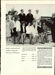Page 9, 1967 Edition, Western High School - Pioneer Yearbook (Anaheim, CA) online yearbook collection