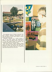 Page 15, 1971 Edition, Western High School - Pioneer Yearbook (Anaheim, CA) online yearbook collection