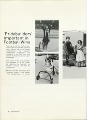 Page 10, 1973 Edition, Western High School - Pioneer Yearbook (Anaheim, CA) online yearbook collection