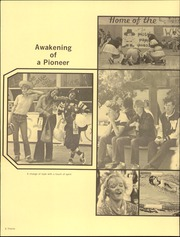 Page 10, 1977 Edition, Western High School - Pioneer Yearbook (Anaheim, CA) online yearbook collection