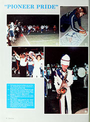 Page 10, 1985 Edition, Western High School - Pioneer Yearbook (Anaheim, CA) online yearbook collection