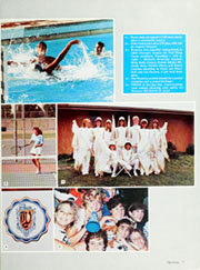 Page 11, 1985 Edition, Western High School - Pioneer Yearbook (Anaheim, CA) online yearbook collection