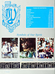 Page 6, 1985 Edition, Western High School - Pioneer Yearbook (Anaheim, CA) online yearbook collection
