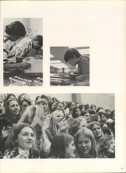 Page 11, 1973 Edition, Troy High School - Ilium Yearbook (Fullerton, CA) online yearbook collection