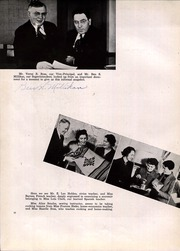 Page 14, 1940 Edition, Covina High School - Cardinal Yearbook (Covina, CA) online yearbook collection