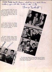 Page 15, 1940 Edition, Covina High School - Cardinal Yearbook (Covina, CA) online yearbook collection