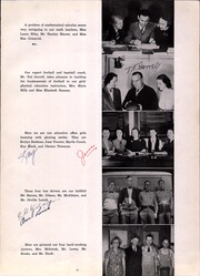 Page 17, 1940 Edition, Covina High School - Cardinal Yearbook (Covina, CA) online yearbook collection