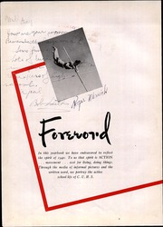 Page 8, 1940 Edition, Covina High School - Cardinal Yearbook (Covina, CA) online yearbook collection