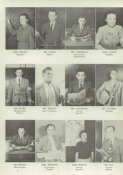 Page 15, 1949 Edition, Covina High School - Cardinal Yearbook (Covina, CA) online yearbook collection