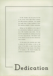 Page 8, 1949 Edition, Covina High School - Cardinal Yearbook (Covina, CA) online yearbook collection